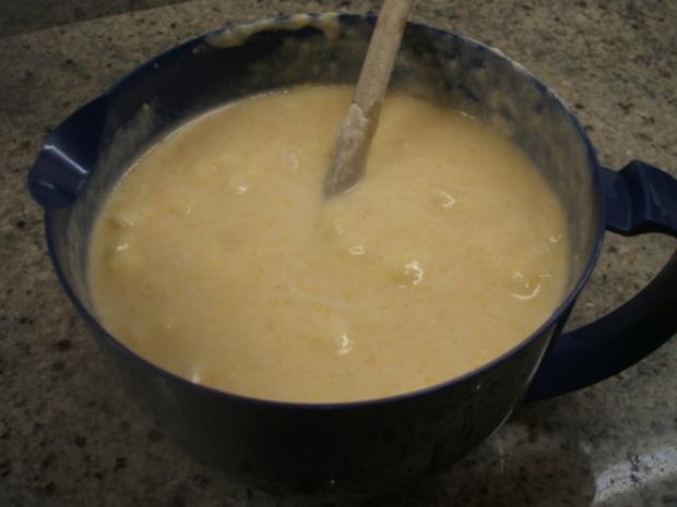 Dessert: Khaki-Dessert - Rezept - Bild Nr. 3