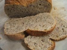 Brot/Brötchen: Stuten mit Ballaststoffen - Rezept