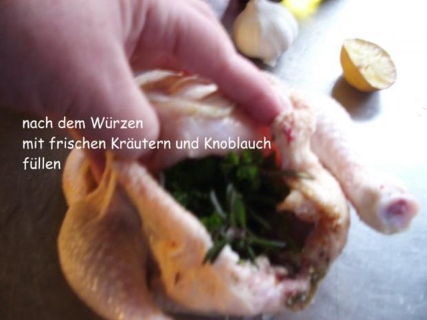 Hähnchen auf der Bierdose - Rezept - Bild Nr. 2