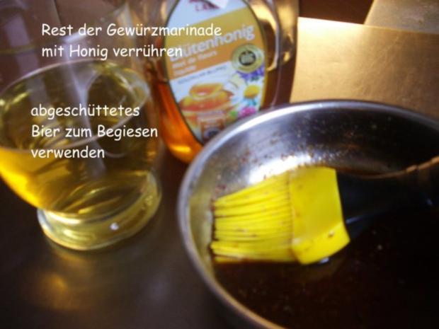 Hähnchen auf der Bierdose - Rezept - Bild Nr. 6