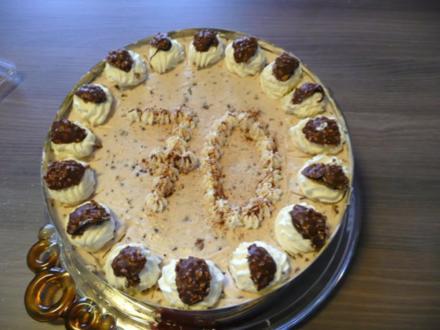 Roche Torte - Rezept