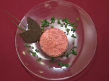 Schichttörtchen mit Hering - Hering unter dem Pelzmantel - Rezept