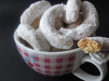 Vanille-Zimtkipferl - Rezept