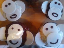 """Muffins """"Kleiner Affe"""" - Rezept"""