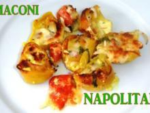 Pasta - Lumaconi - Gratinati - Rezept