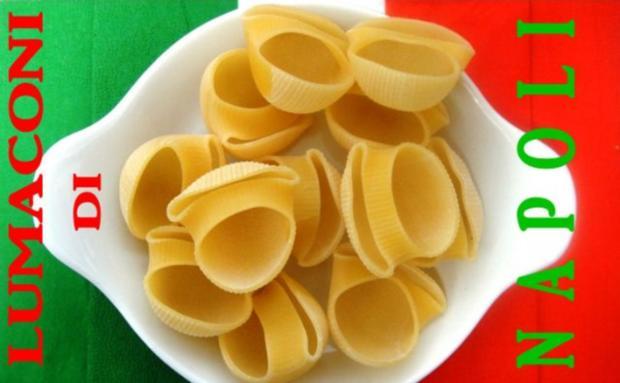 Pasta - Lumaconi - Gratinati - Rezept - Bild Nr. 9