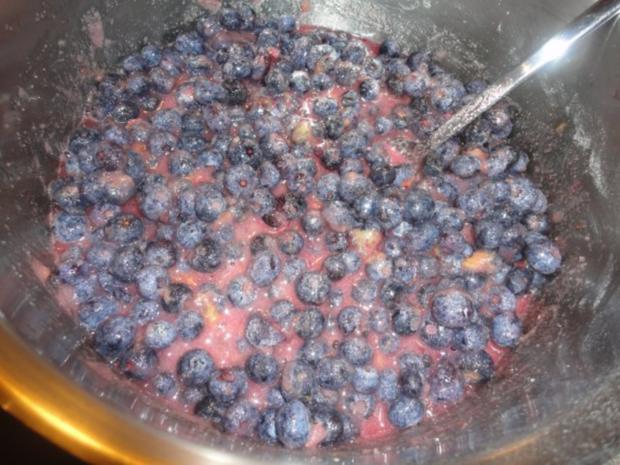 Heidelbeer - Marmelade - Rezept - Bild Nr. 3