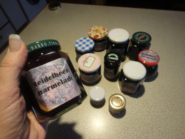 Heidelbeer - Marmelade - Rezept - Bild Nr. 7