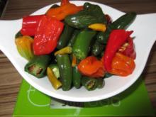 Süße Chili-Soße - Rezept