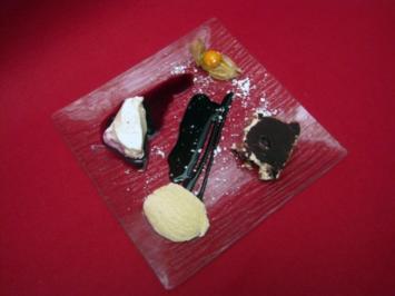 Dessertvariation da Casa - Rezept