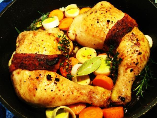 Hühnchenrezept aus Chile ... - Rezept - Bild Nr. 7