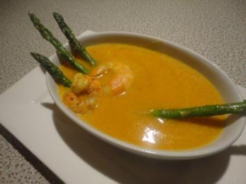 Kürbis - Kokos Suppe - Rezept