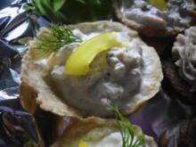 Thunfisch-Häppchen - Rezept