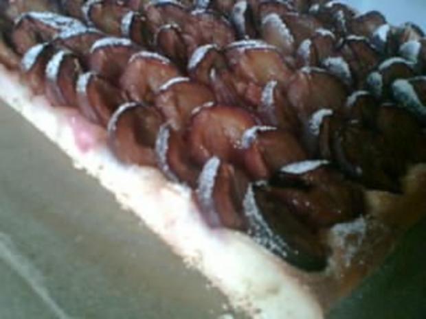 Pflaumenkuchen - Rezept - Bild Nr. 3