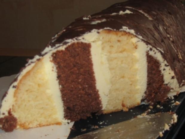 Ein-Meter-Kuchen - Rezept
