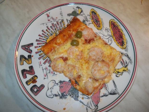 Pizza Surfers Paradies - Rezept