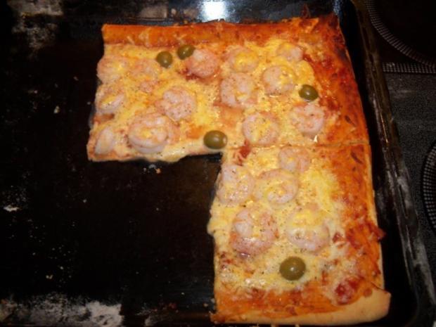 Pizza Surfers Paradies - Rezept - Bild Nr. 2