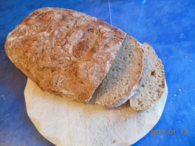 Brot: Kartoffelbrot - Rezept