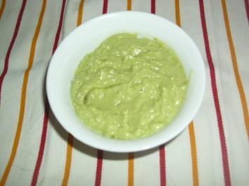 Avocadocreme - Rezept