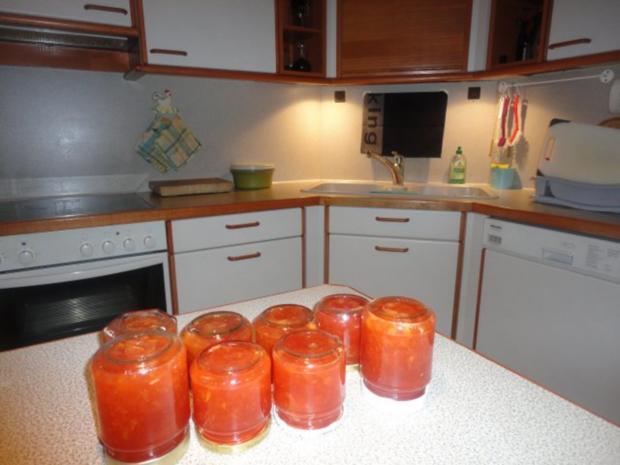 Orangen-Ingwer-Apfel  Gelee - Rezept