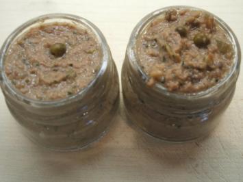 Wurst: Leberwurst - mein dritter Versuch - Rezept