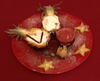 Ananas Surprise (Cindy Berger) - Rezept