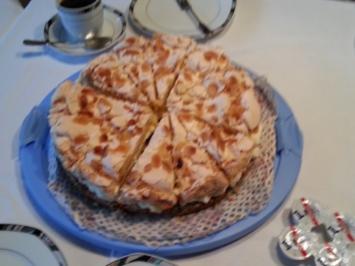 Zitronen - Baiser Torte - Rezept