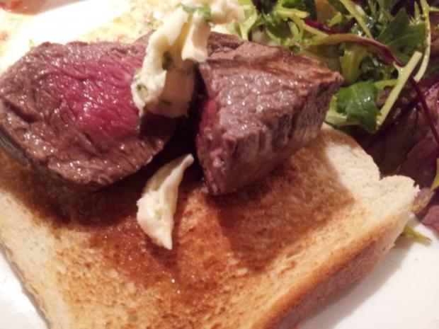 All American Steak Sandwich Toast - Rezept - Bild Nr. 7
