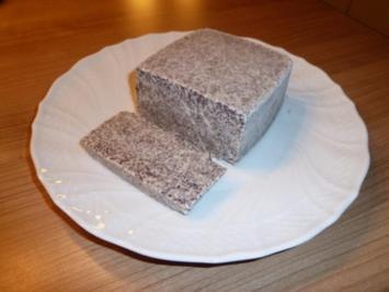 Mohn-Eis - Rezept