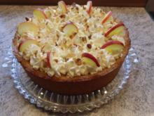 ❤ Beschwipste - Apfeltorte ❤ - Rezept