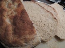 Weichweizen Brot - Rezept
