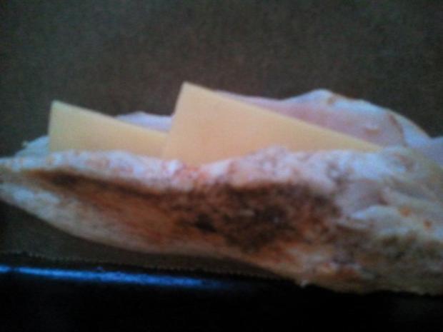 Gefüllte Hähnchenbrust mit Käse - Rezept - Bild Nr. 2