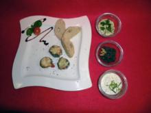 Provenzalische Gemüsevariation - Rezept