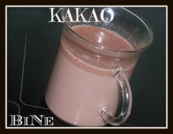 BiNe` S KAKAO - Rezept