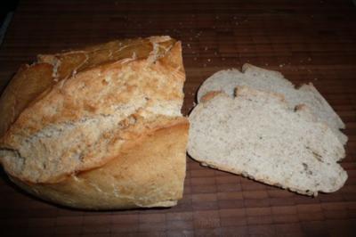 Brot: Weizenbrot im Ultra.... gebacken - Rezept