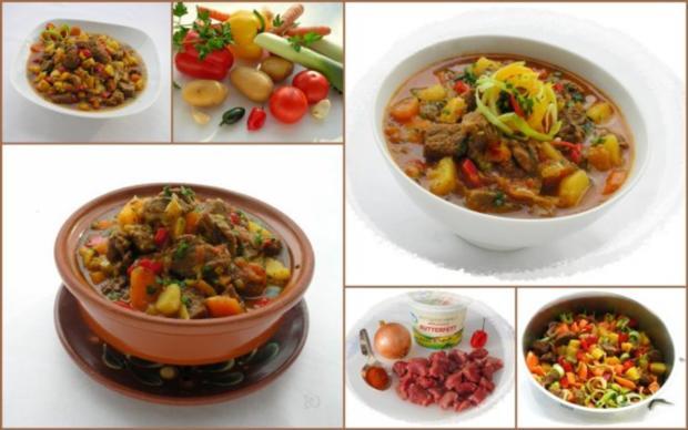 Bulgarischer Eintopf mit Rindfleisch - Rezept - Bild Nr. 3