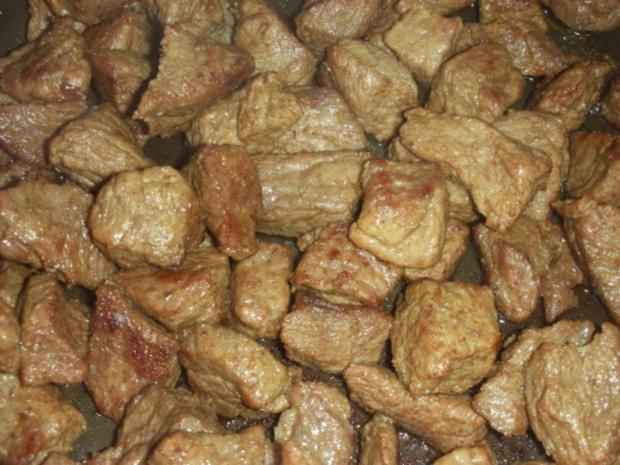 Bulgarischer Eintopf mit Rindfleisch - Rezept - Bild Nr. 6