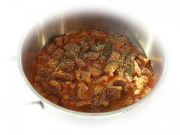 Bulgarischer Eintopf mit Rindfleisch - Rezept - Bild Nr. 9