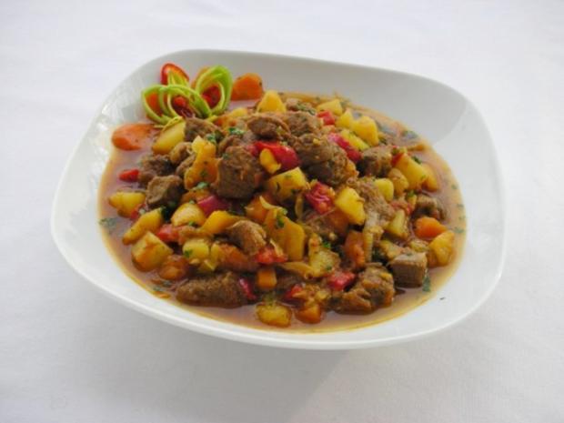 Bulgarischer Eintopf mit Rindfleisch - Rezept - Bild Nr. 17