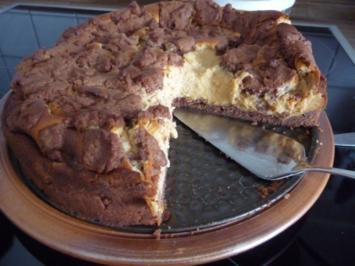 Kuchen : Mein Zupfkuchen frei Schnauze - Rezept