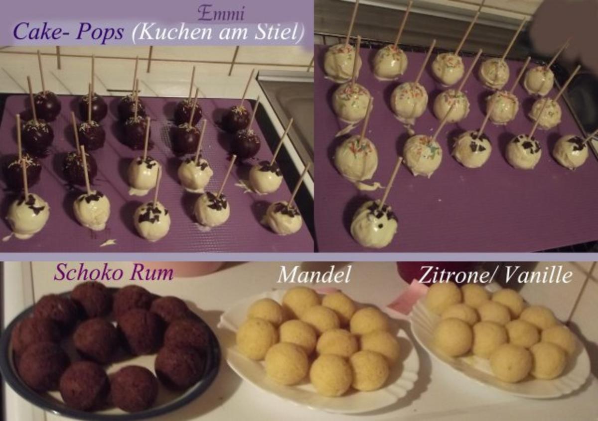 cake pops mandel kuchen am stiel grundrezept f r backblech rezept. Black Bedroom Furniture Sets. Home Design Ideas