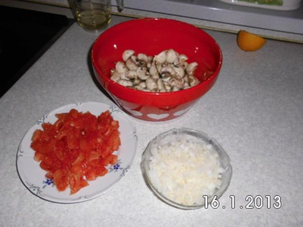 Lecker saftiges Champignon Gemüse - Rezept - Bild Nr. 3