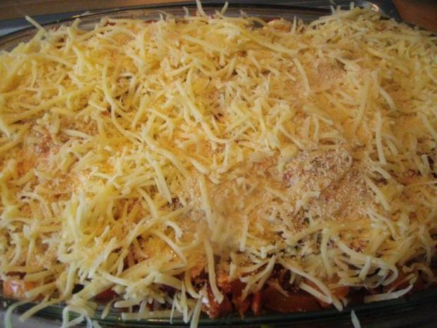 Kartoffeln - Möhren - Bolognese-Schichtgratin.... - Rezept - Bild Nr. 9
