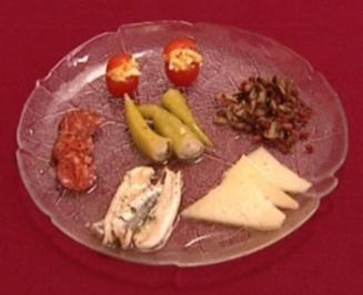 Spanische Tapas (Claudia Kohde-Kilsch) - Rezept
