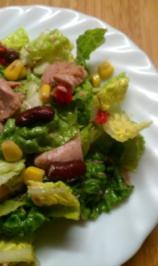 Tunfischsalat - Rezept