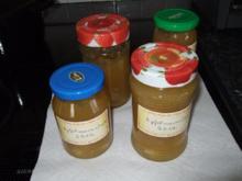 Apfelmarmelade - Rezept