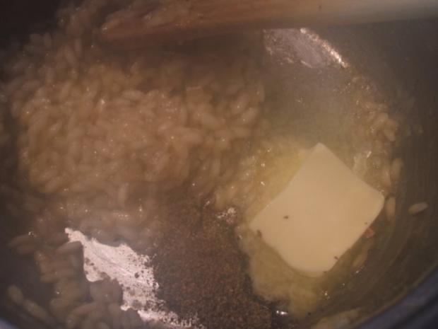 Reis: Risotto mit Pilzen - Rezept - Bild Nr. 7