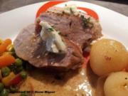 Skinke Mignon - dänischer Schinkenbraten - Rezept