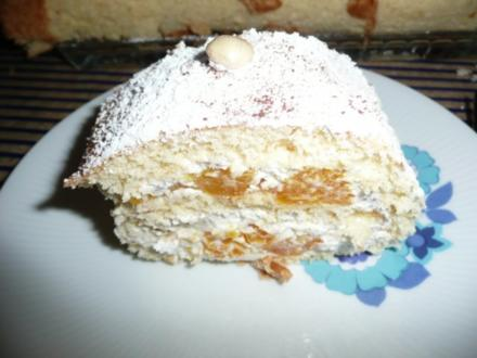 Backen::: Biskuit - Rolle - Rezept