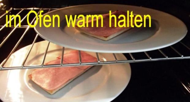 Champignon-Schinken-Toast à l`Armagnac - Rezept - Bild Nr. 6
